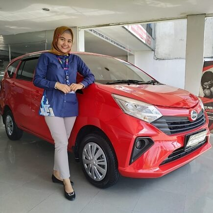New Profile Sales FITHA Dealer Daihatsu Kediri